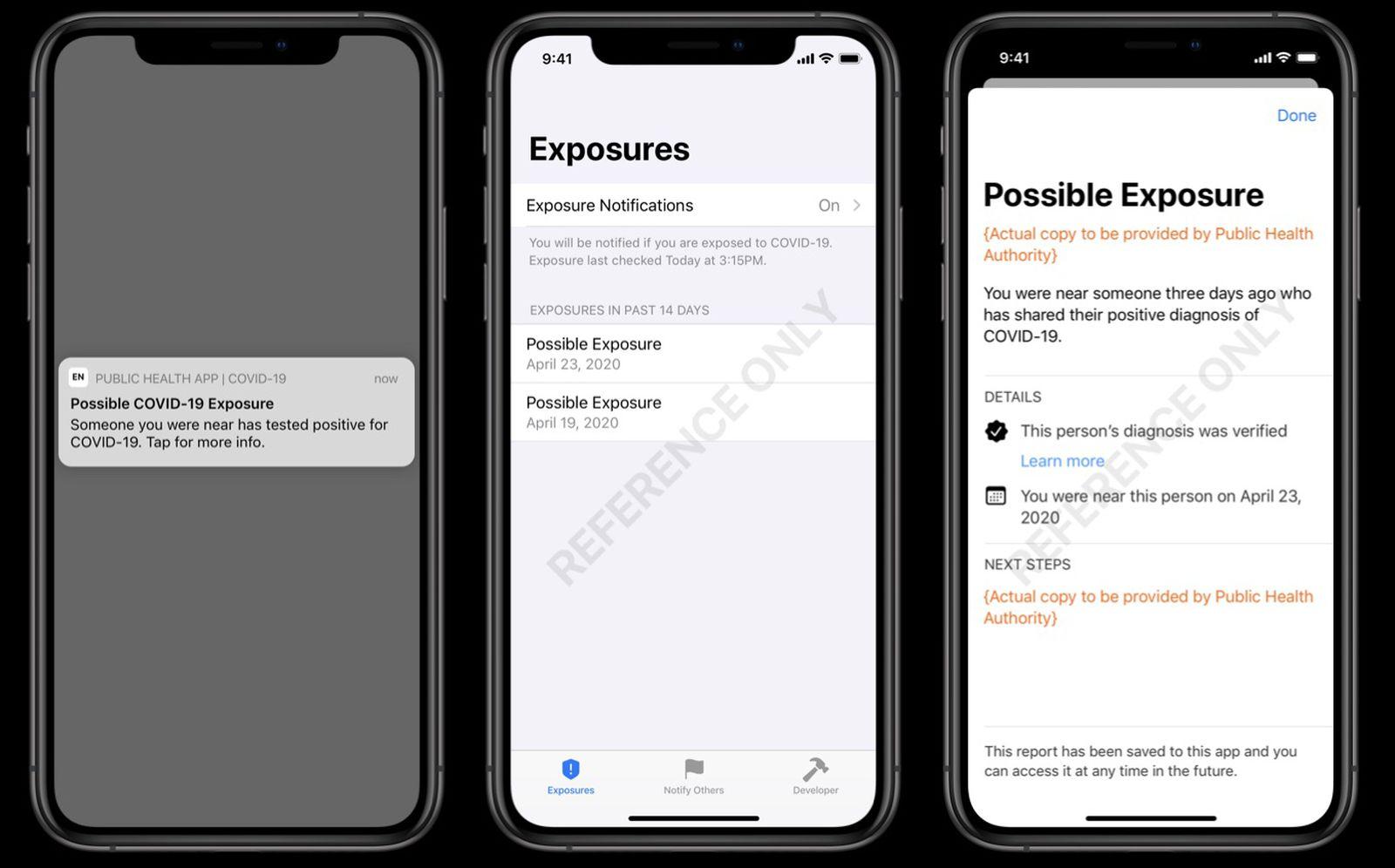 covid 19 protego apple google iOS android bluetooth koronawirus 1