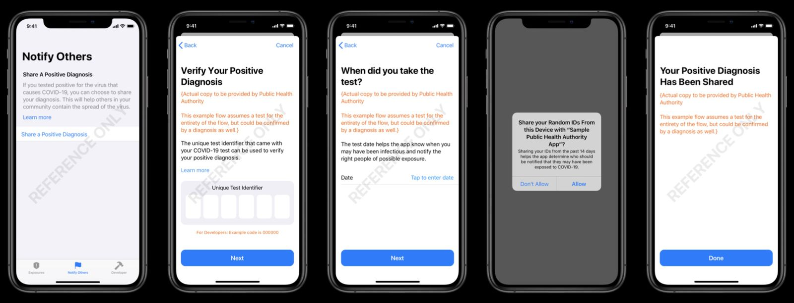 covid 19 protego apple google iOS android bluetooth koronawirus 2