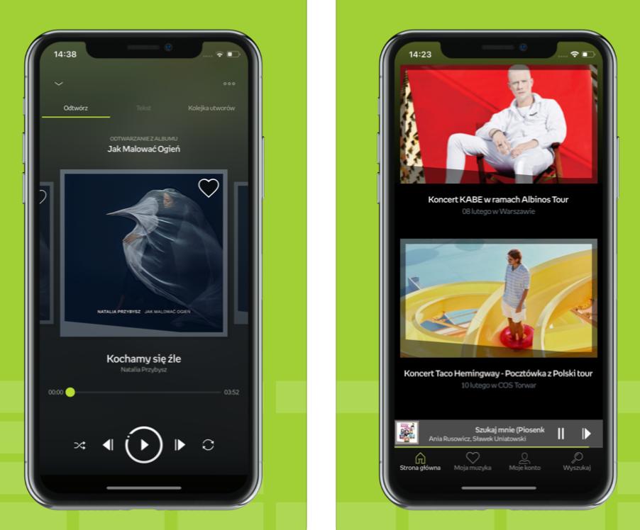 empic music iphone