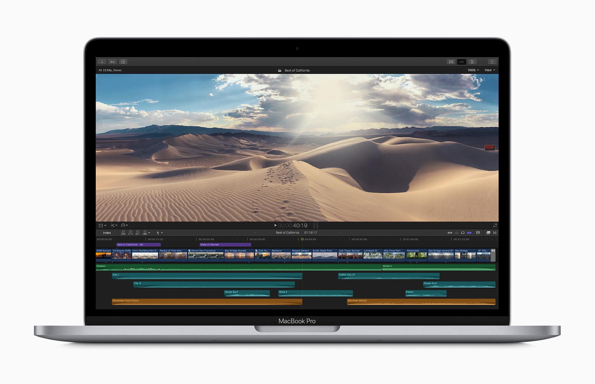 macbook pro 13 2020 specyfikacja 3o