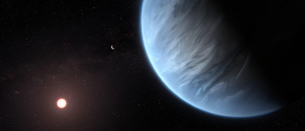 Skalista superziemia krąży wokół brązowego karła. Nietypowa planeta została odkryta w nietypowy sposób