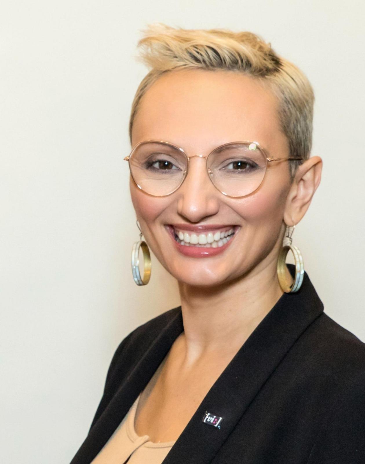 Victoria Iwanowska - założycielka platformy zDziecmi.pl