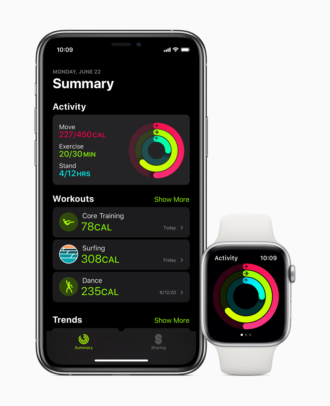 apple watch watchOS 7 wwdc 2020