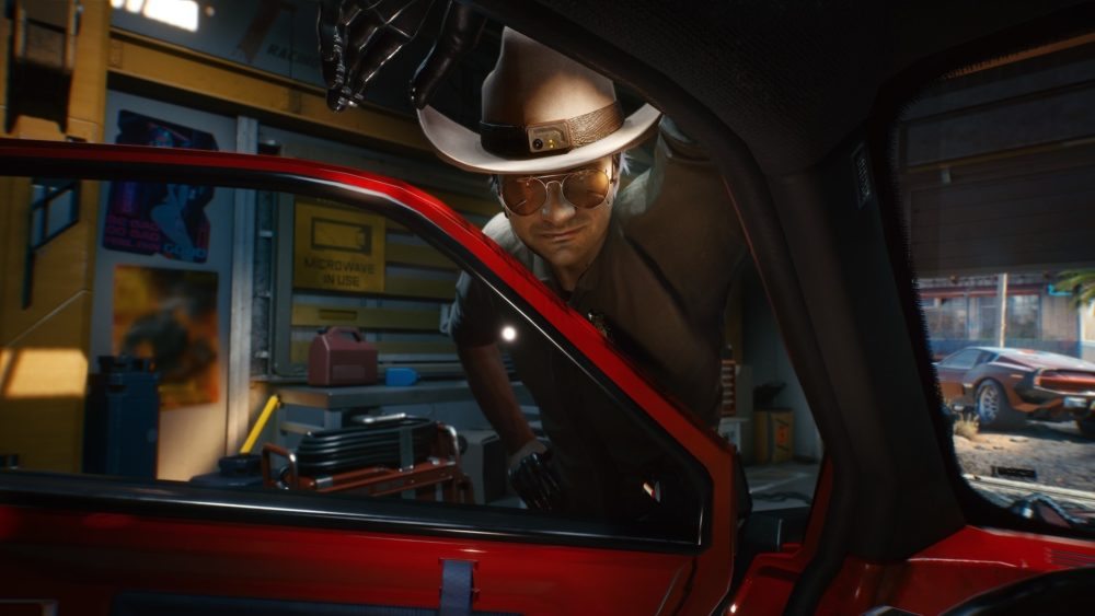 cyberpunk 2077 gameplay screenshot 16 sheriff is in town