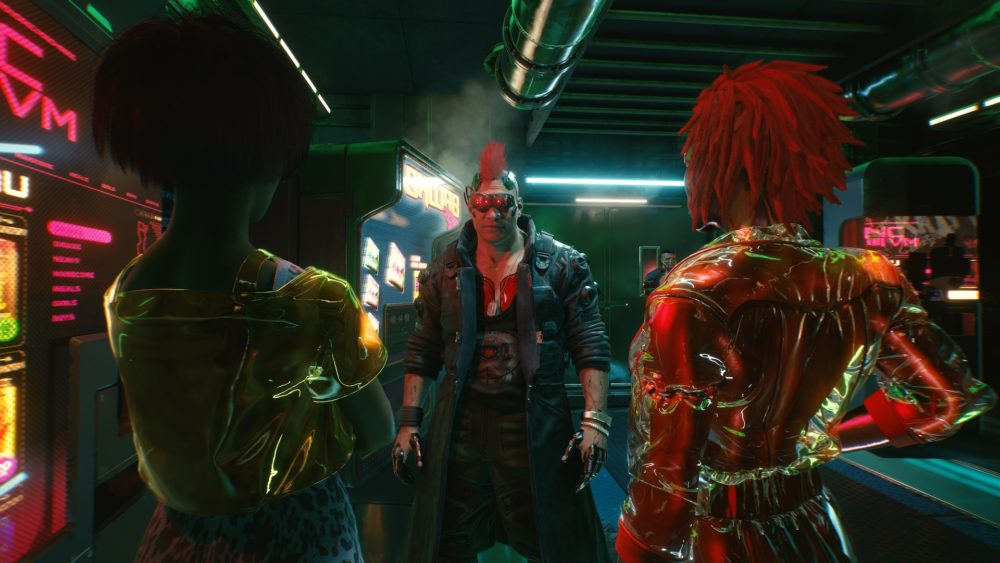 cyberpunk 2077 gameplay screenshot 19 whats your style
