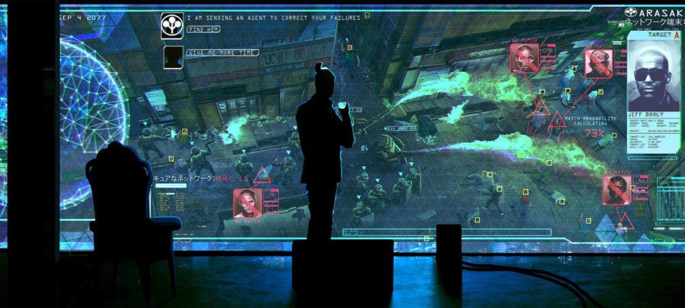 cyberpunk 2077 style 4 neomilitarism 2