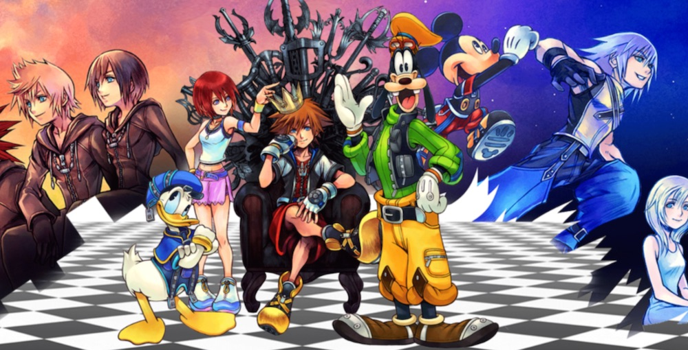 kingdom hearts xbox game pass