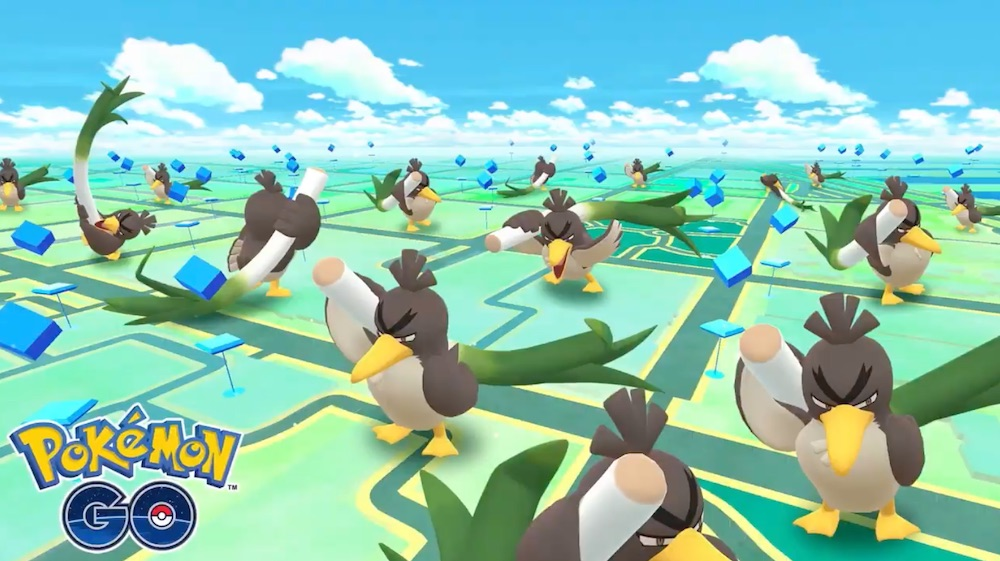 pokemon go farfetch'd galar