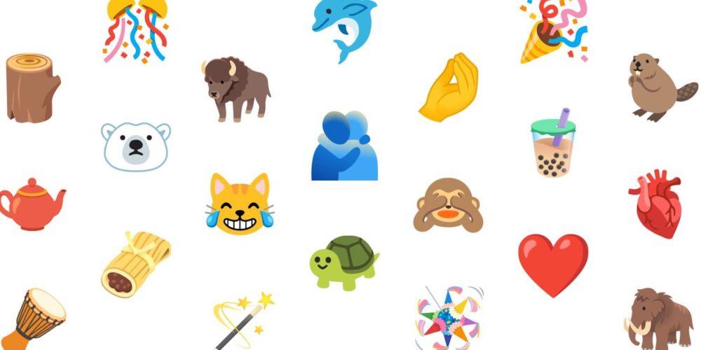 Android 11 z zupełnie nowymi emoji