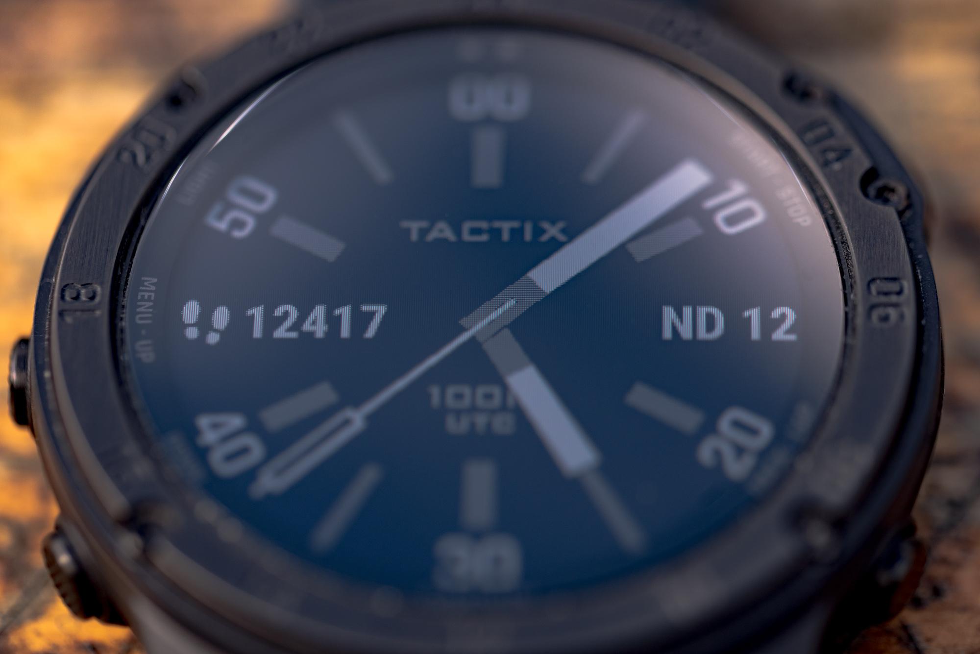Garmin Tactix Delta opinie