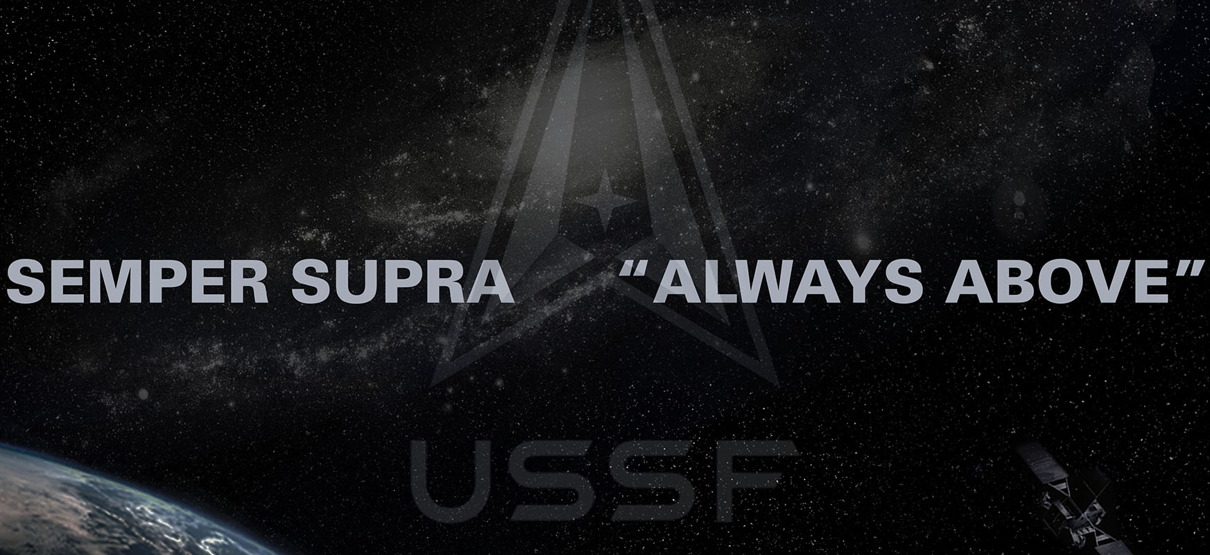 space forces logo