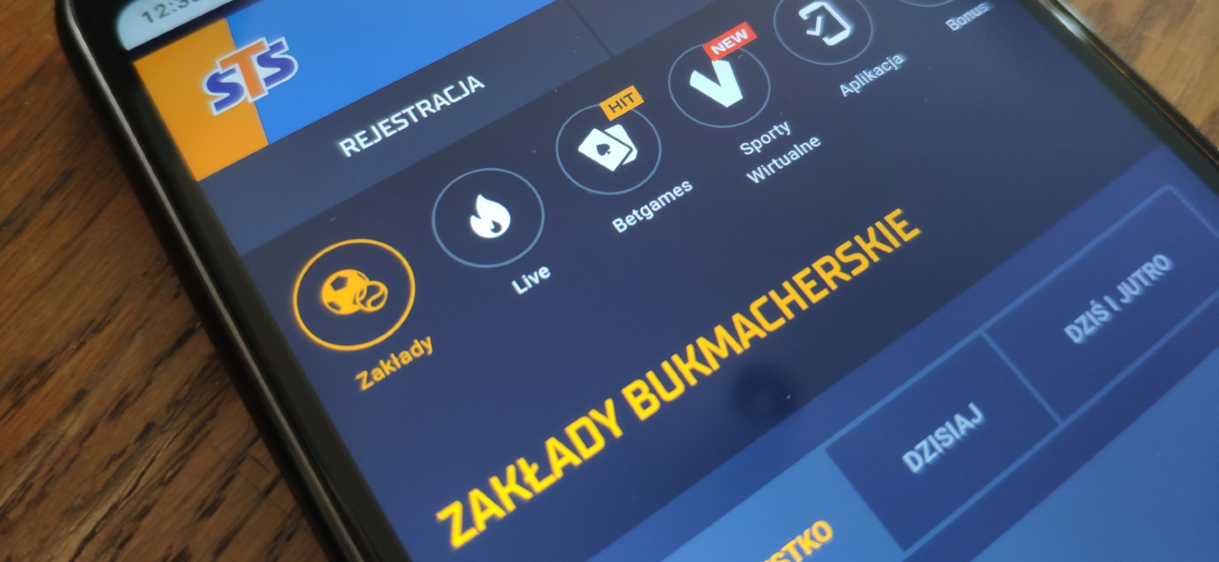 STS shopping in the Czech Republic. The Polish bookmaker wants to facilitate online betting