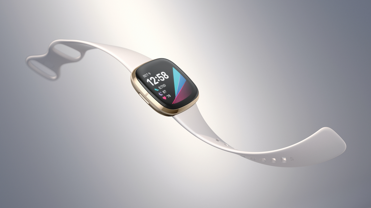 A flood of news from Fitbit. New Sense watches, Versa 3 and new Inspire 2 band