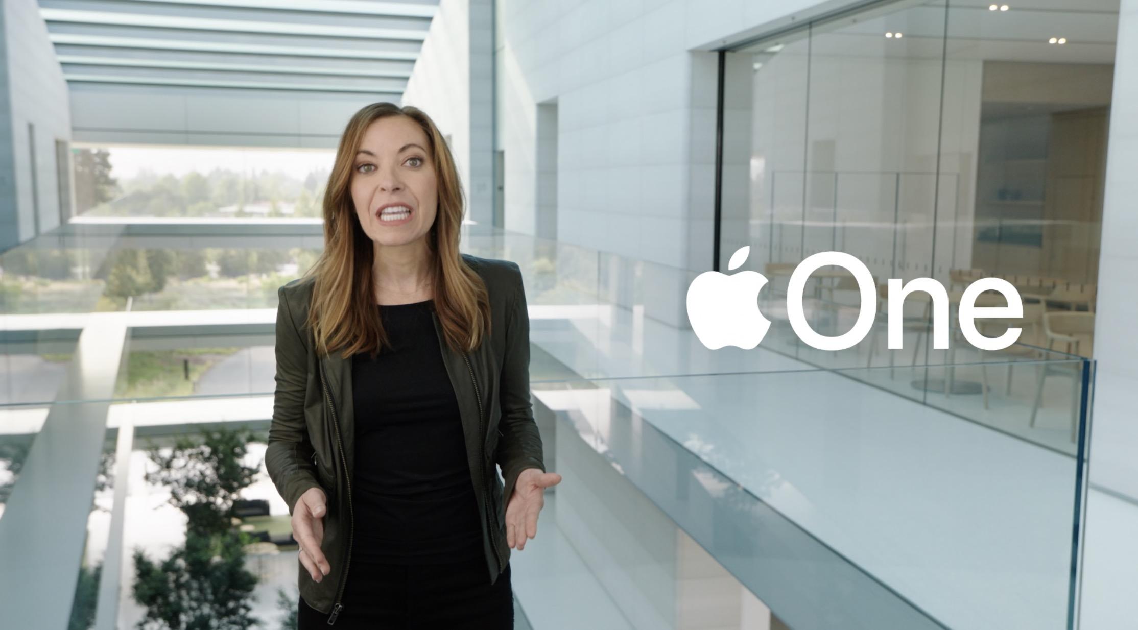 Apple One - usługi Apple'a w jednym pakiecie. Znamy ceny
