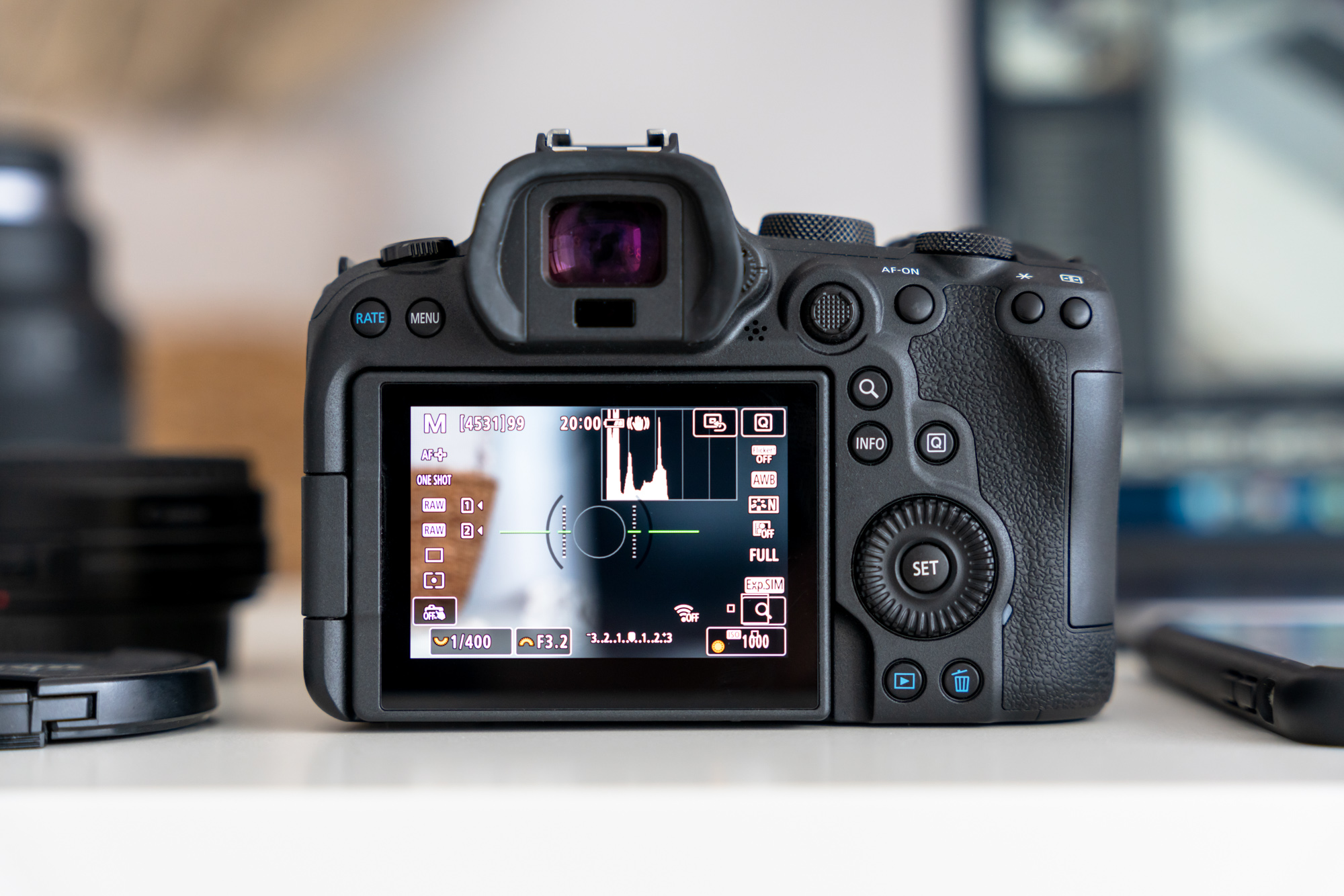 Canon EOS R6 opinie