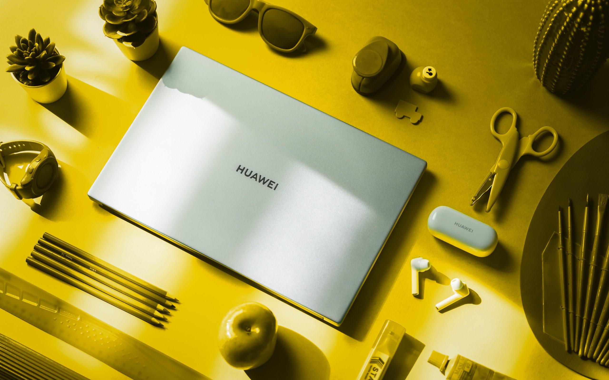 Huawei MateBook D14 i Freebuds 3i 5