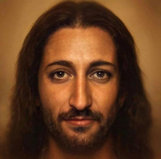 Fotograf wykorzystał AI do stworzenia realistycznego zdjęcia Jezusa