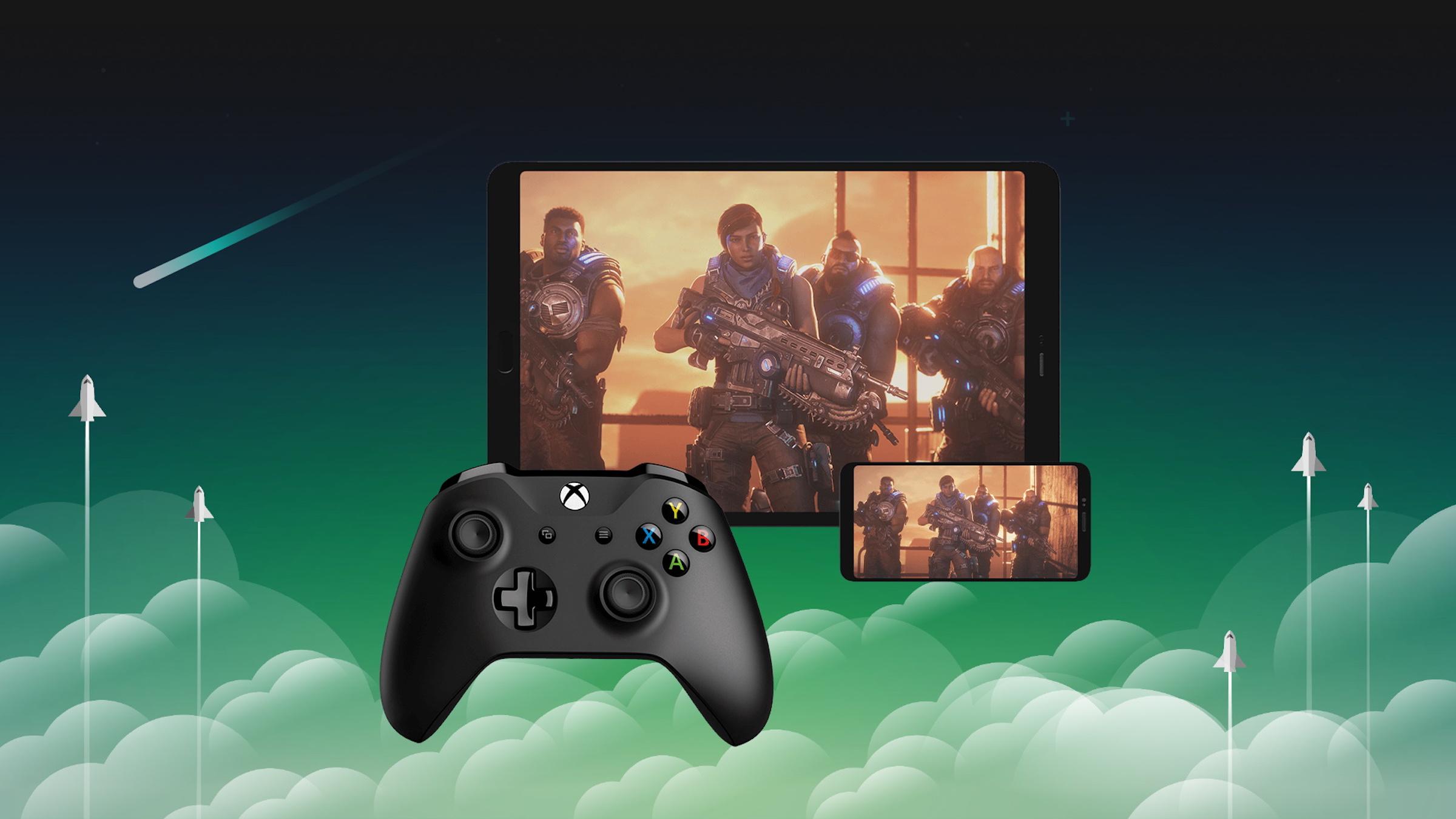 xbox game pass lista gier xcloud granie w chmurze