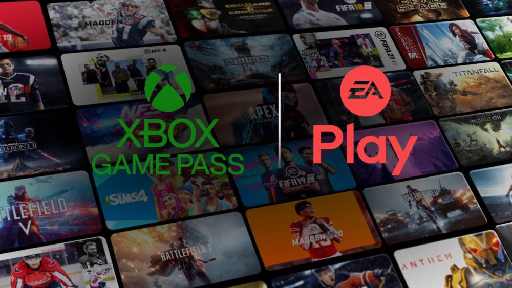 xbox game pass ultimate ea play za darmo