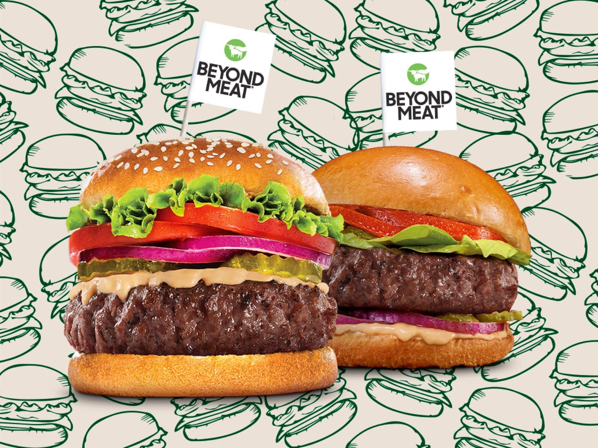 Beyond Burger 2021