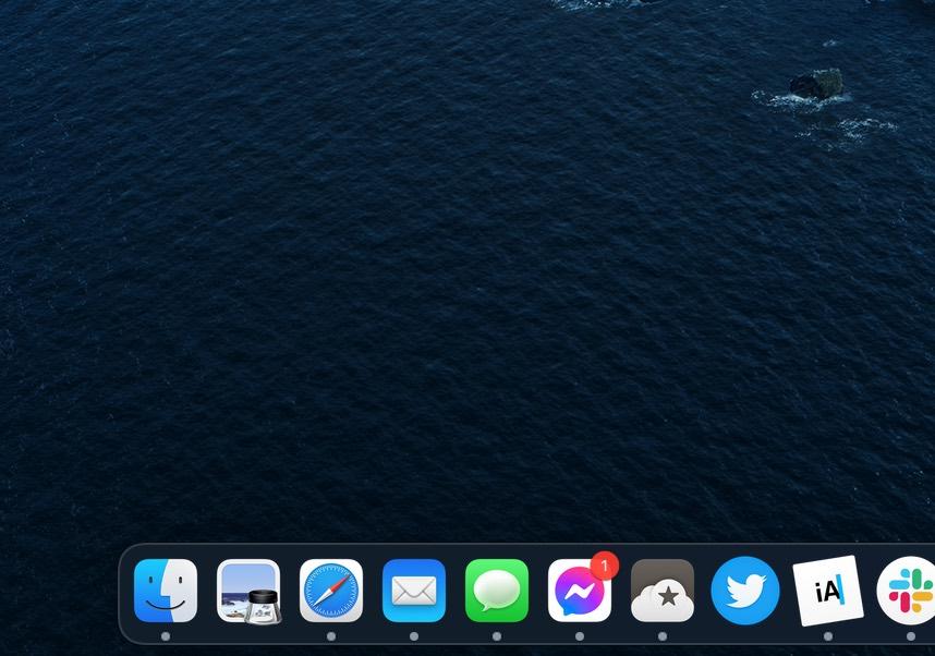 macOS 11 Big Sur 1