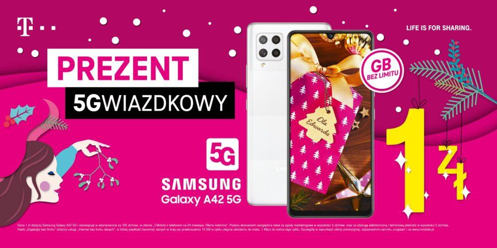 t-mobile swieta 2020 2 samsung galaxy a42 5G