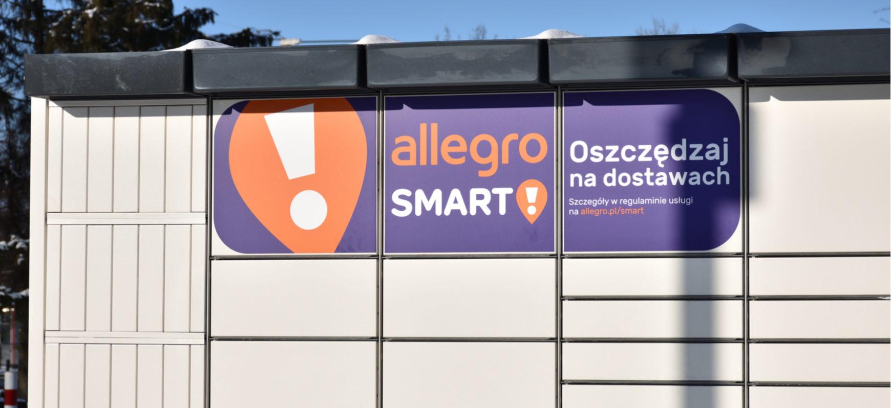 Allegro Z Konkurencja Dla Paczkomatow Postawi 1500 Maszyn W 2021 R