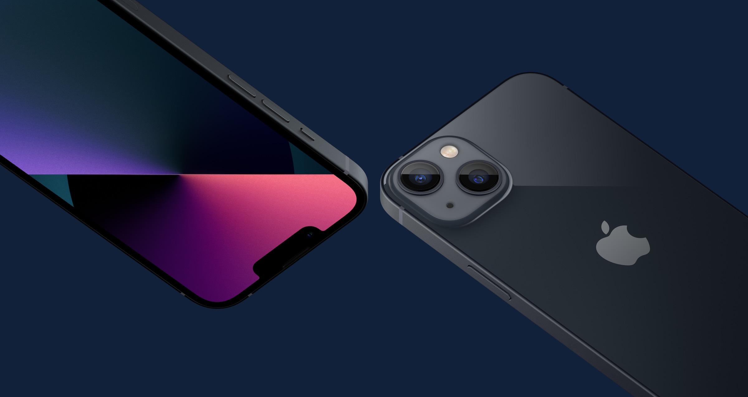 iPhone 13 - premiera, aparat, pamięć, specyfikacja