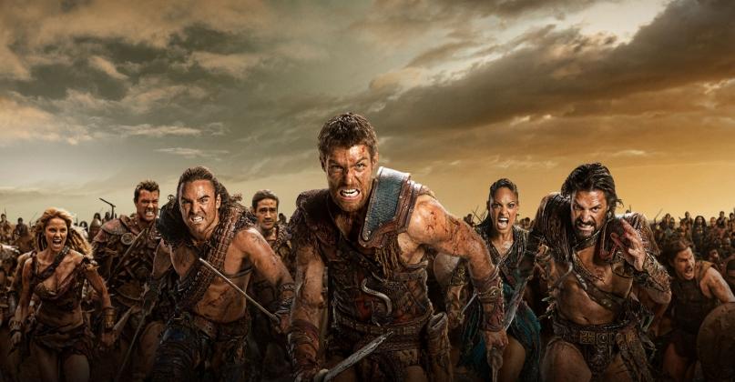 Serial potępionych – Spartakus