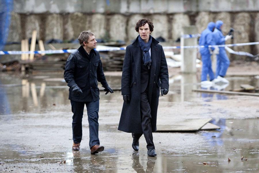 Brytyjska premiera Sherlocka już w Nowy Rok