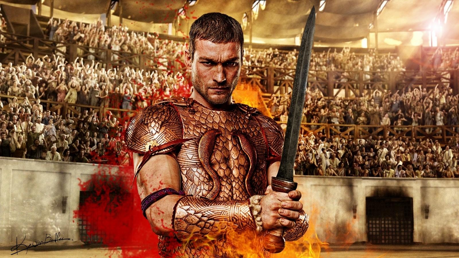 Spartacus był bardzo fajny, ale pamiętajmy, że to jednak kicz