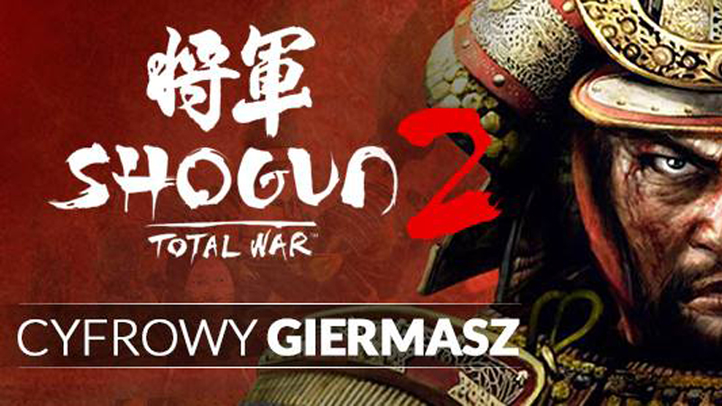 W końcu dobra promocja Cdp.pl. Total War: Shogun 2 za mniej niż 20 PLN