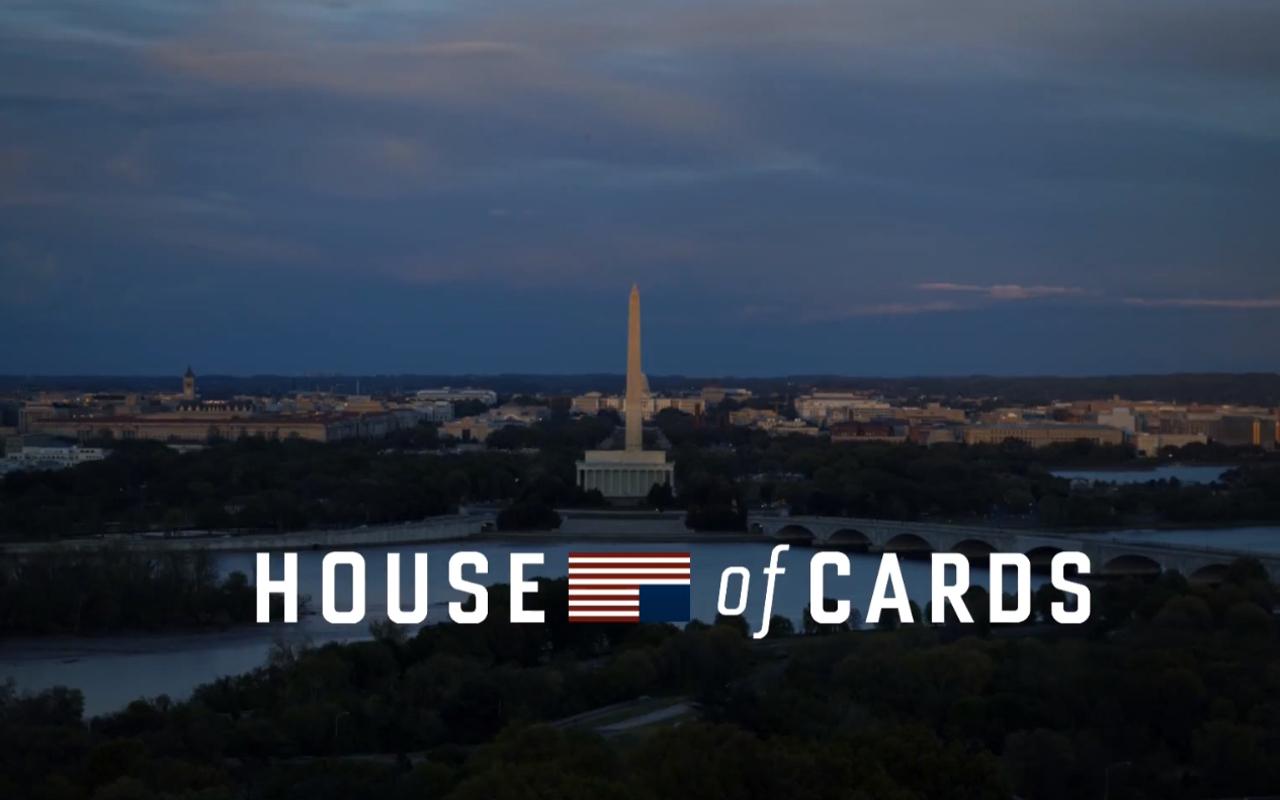 """""""House of Cards"""" doczeka się kolejnego sezonu"""