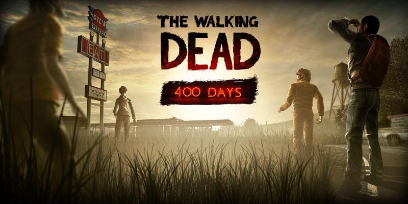 The Walking Dead: 400 Days – Telltale dręczy przed drugim sezonem kapitalnej przygodówki