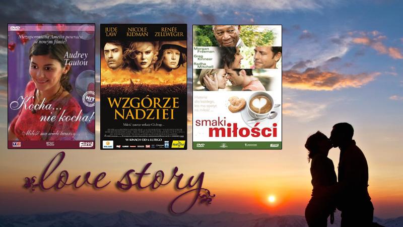 Filmowe love story, które wzruszyłyby nawet kamień