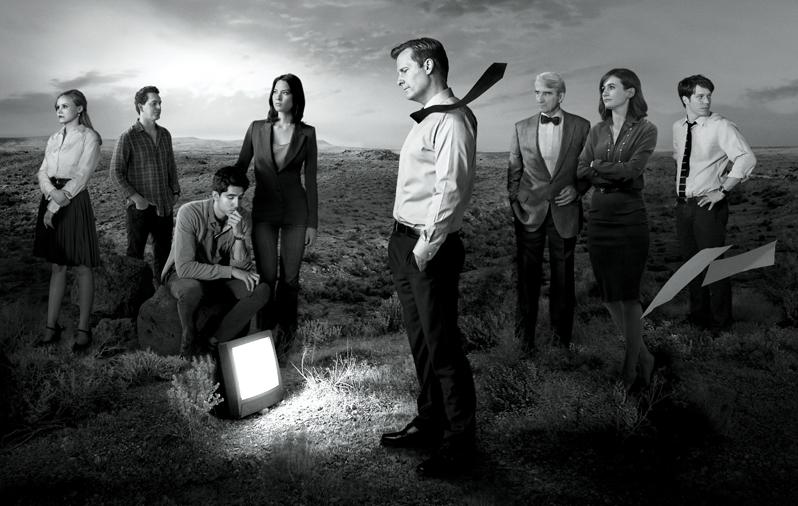 """To już koniec serialu """"Newsroom"""", porywającej opowieści o współczesnym dziennikarstwie"""