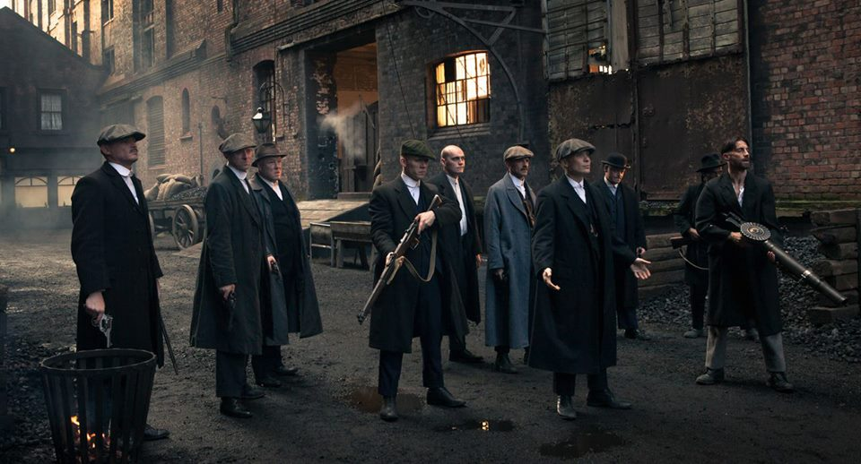 Gangsterski Peaky Blinders dołącza do ramówki BBC Two