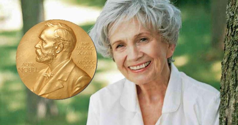 Literacki Nobel 2013 dla Alice Munro – mistrzyni opowiadań