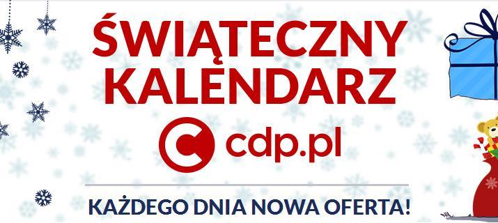Świątecznych promocji ciąg dalszy. Cdp.pl obniża ceny e-booków i gier