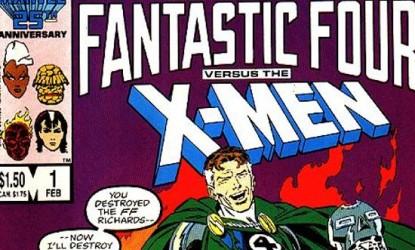 Fantastic Four vs. X-Men na wielkim ekranie? Całkiem możliwe