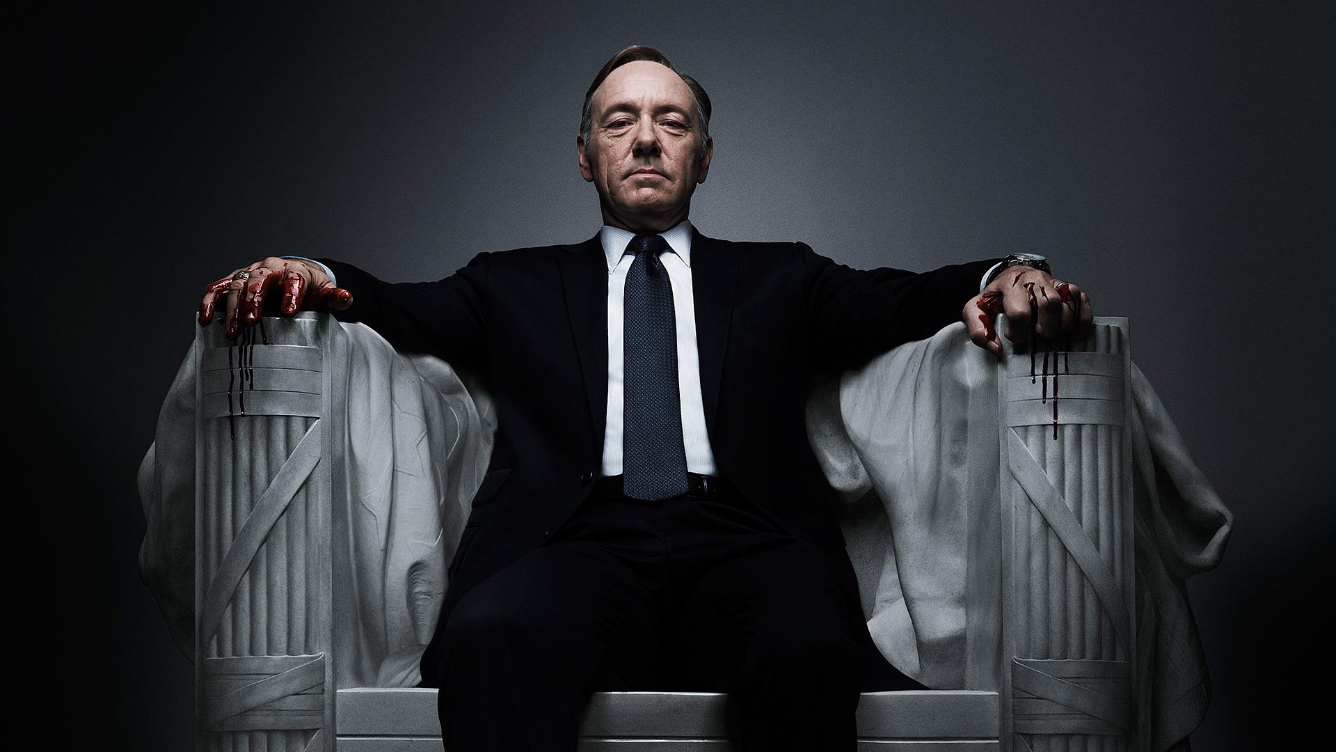 """Tak, doczekaliśmy. Nareszcie obejrzymy 4 sezon """"House of Cards"""" z polskimi napisami w Netfliksie"""