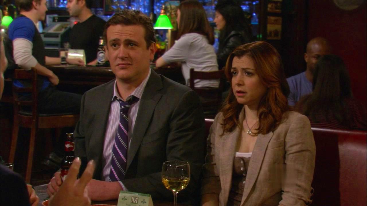 Kiedy Robin i Barney zaczęli się spotykać