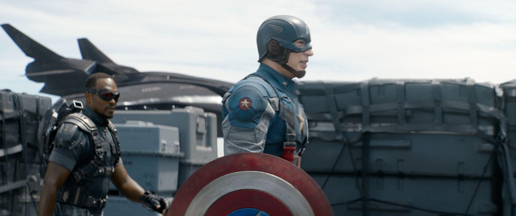 """Kapitan Ameryka: Zimowy Żołnierz – film z rodzaju """"musisz obejrzeć przed śmiercią"""""""