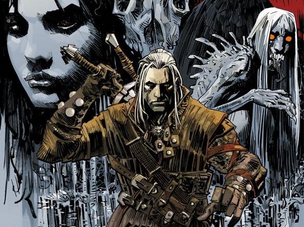 The Witcher – komiks w wersji cyfrowej już dostępny