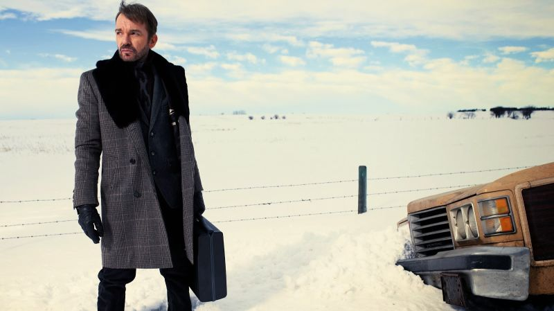 W telewizyjnym Fargo czuć ducha braci Coen