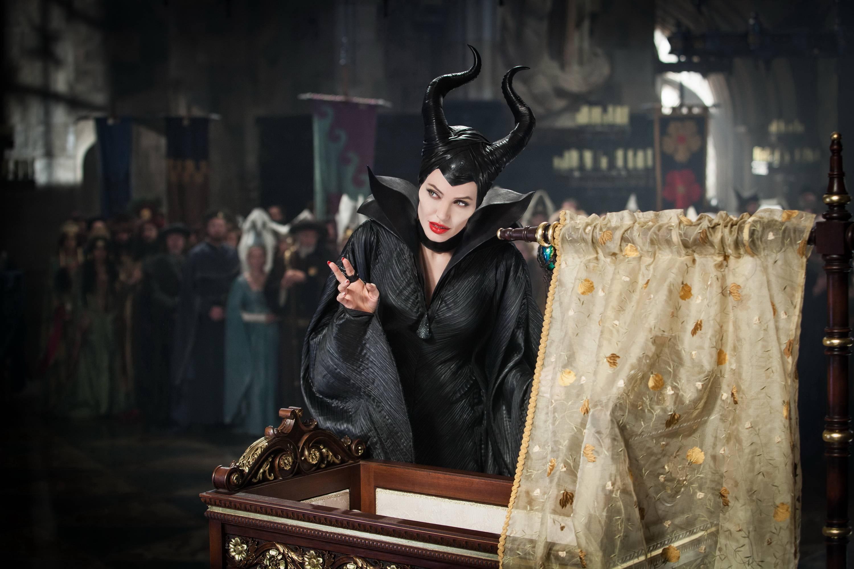 """""""Czarownica"""" powróci? Jolie w kontynuacji disneyowskiej produkcji?"""