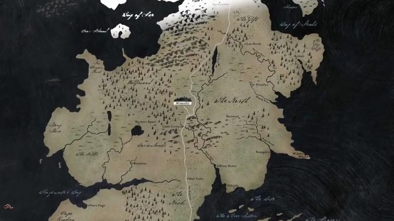 Krótka piłka: Dlaczego w Westeros jest ciągle zimno?