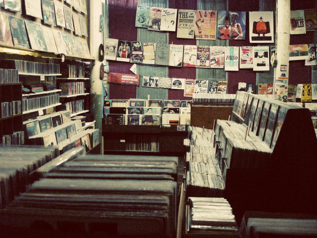 Podsumowanie albumów: maj