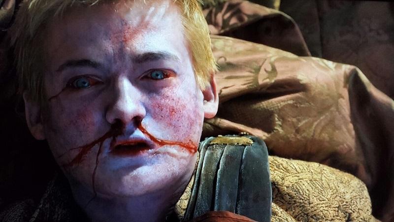 gra o tron smierci joffreya