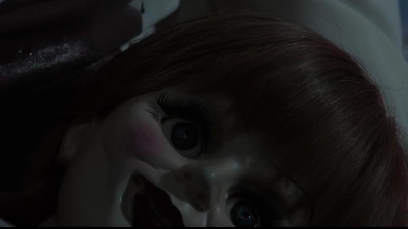 Zwiastun Annabelle – to ma być straszne?